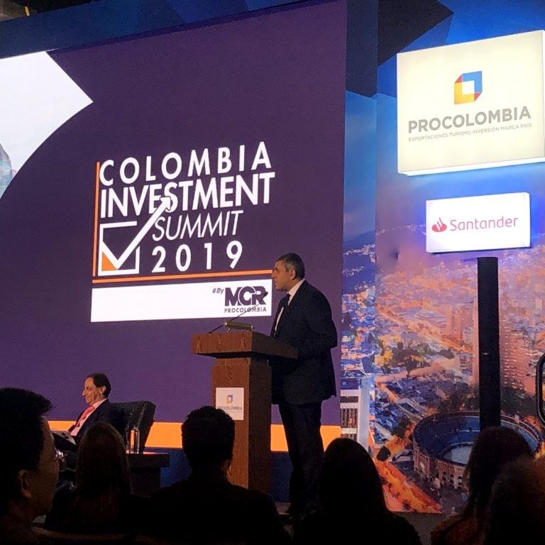 Colombian Investment Summit 2019