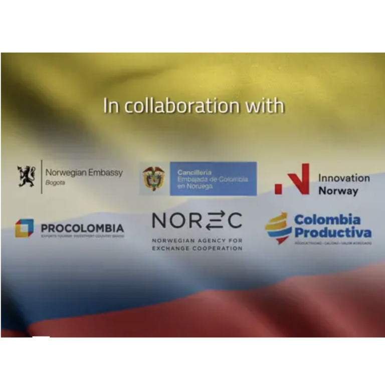 Aquaculture Cooperation Seminar between Norway and Colombia