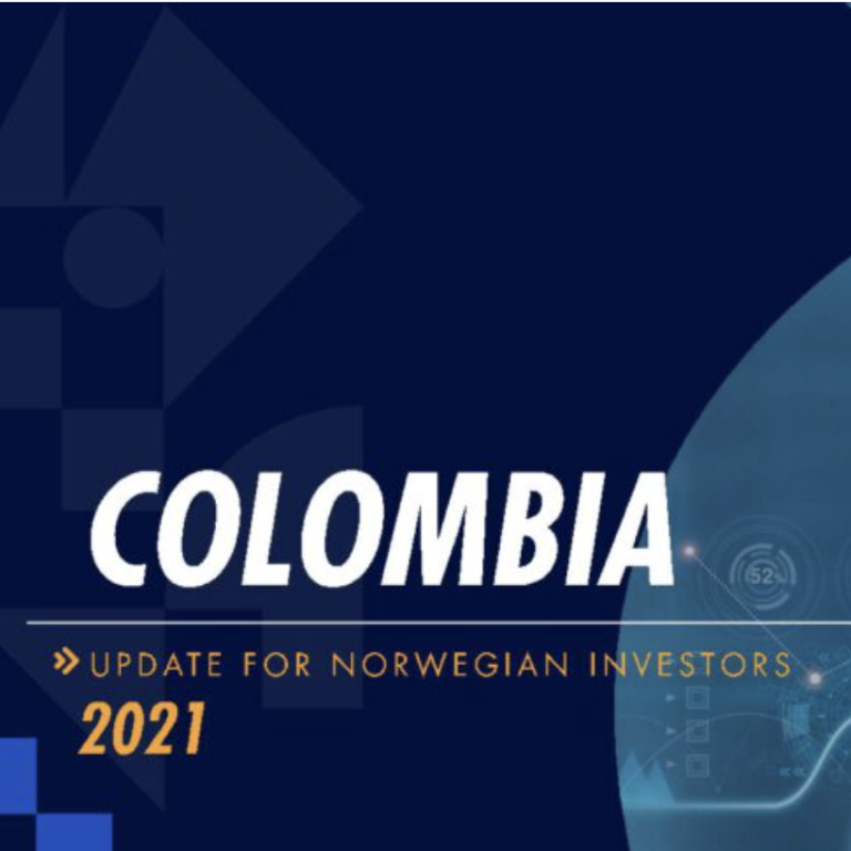 Informative update on the current situation in Colombia for Members and Partners only